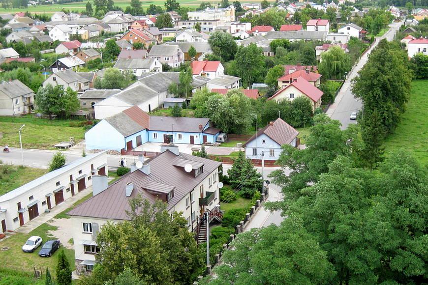Panorama Andrzejewa