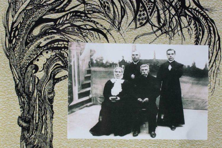 Alicja Wysocka, Dzieje Rodziny Załusków