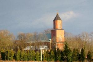 Kościół parafialny w Andrzejewie