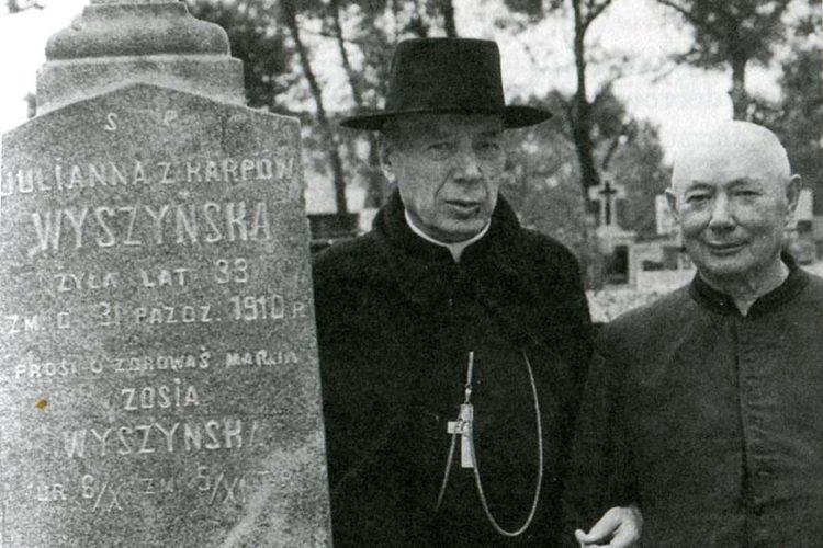 Stefan Wyszyński i Jan Tyszka