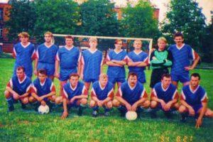 LKS Fortuna Andrzejewo w 1994 roku