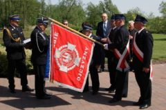 Odznaczenie OSP Andrzejewo Medalem Honorowym im. Bolesława Chomicza