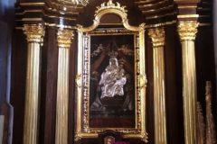 Ołtarz p.w. Matki Boskiej Różańcowej