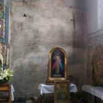 Wielkanoc 2015 roku – ołtarz znajdował się w pracowni konserwatorskiej
