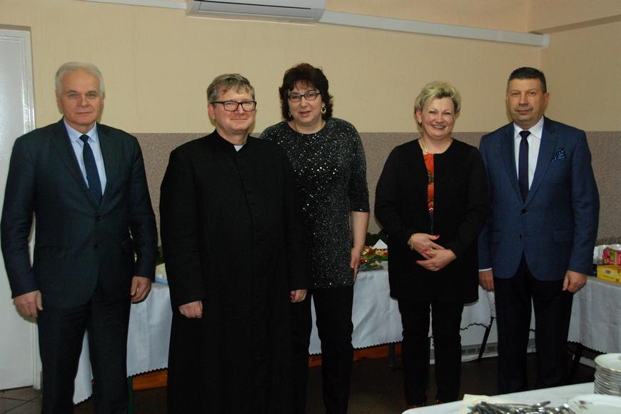 Spotkanie opłatkowe stowarzyszeń i organizacji działających na terenie Gminy Andrzejewo