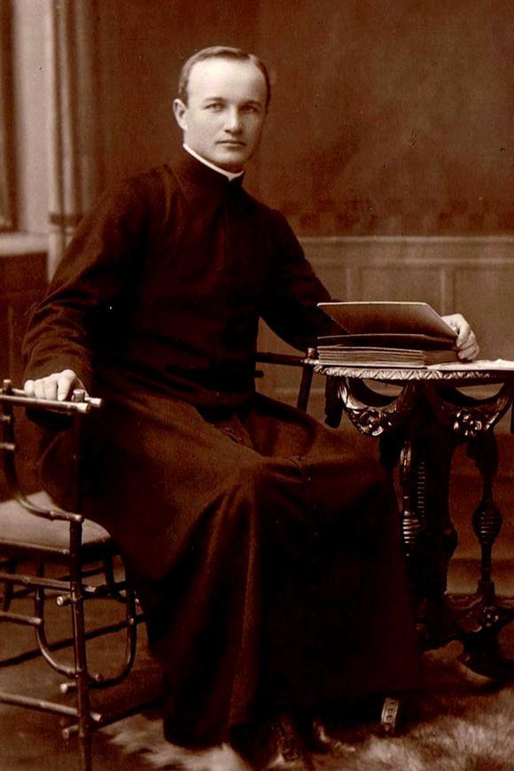 Ksiądz Konstanty Penkala