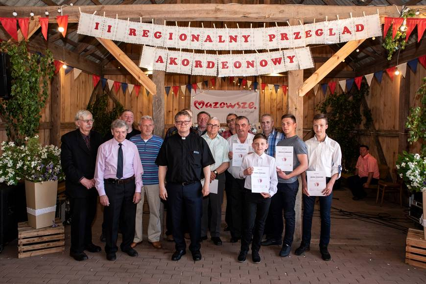 II Regionalny Przegląd Akordeonowy
