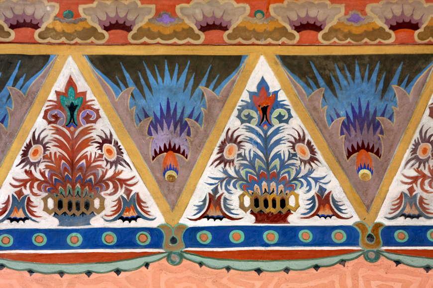 Charakterystyczne elementy wzornictwa możemy dziś odnaleźć wwielu kościołach północnego Mazowsza iPomorza