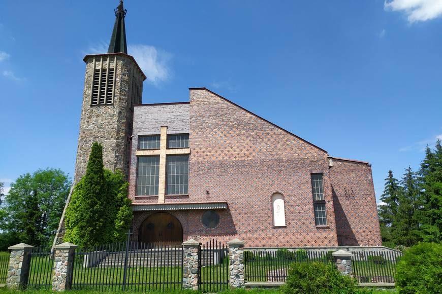 Kościół pw. NMP Matki Kościoła w Nowym Borku